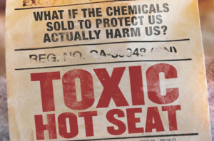 Image of ' Toxic Hot Seat' movie poster