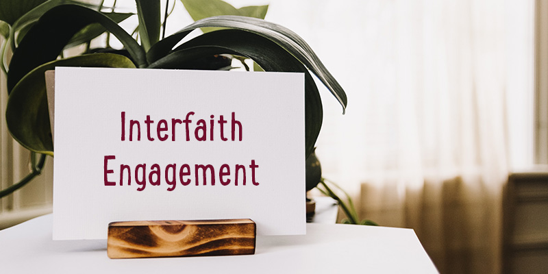 Interfaith Engagement