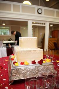 Image of wedding cake