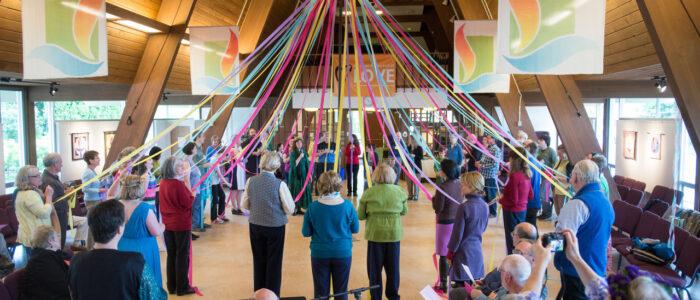 May Pole Celebration