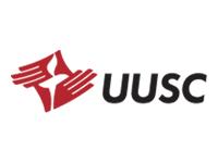Unitarian Universalist Service Committee logo