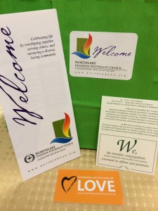 Image of Northlake Membership brochures, posters and cards