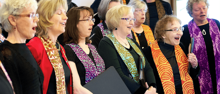 Northlake choir