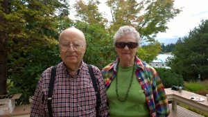 Ralph and Wanda M. at Summerfest 2015 - Judy's Pic