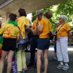 photo of Northlakers at pride parade