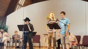 photo of worship at Northlake